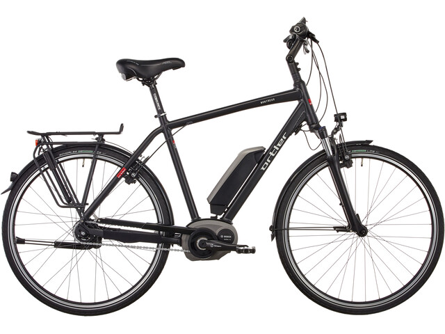 Ortler Montreux E-citybike sort